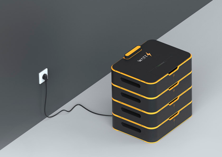 9c359a3d43f0d Watts batteries can be used both indoors and outdoors, and are controlled  via a mobile app.