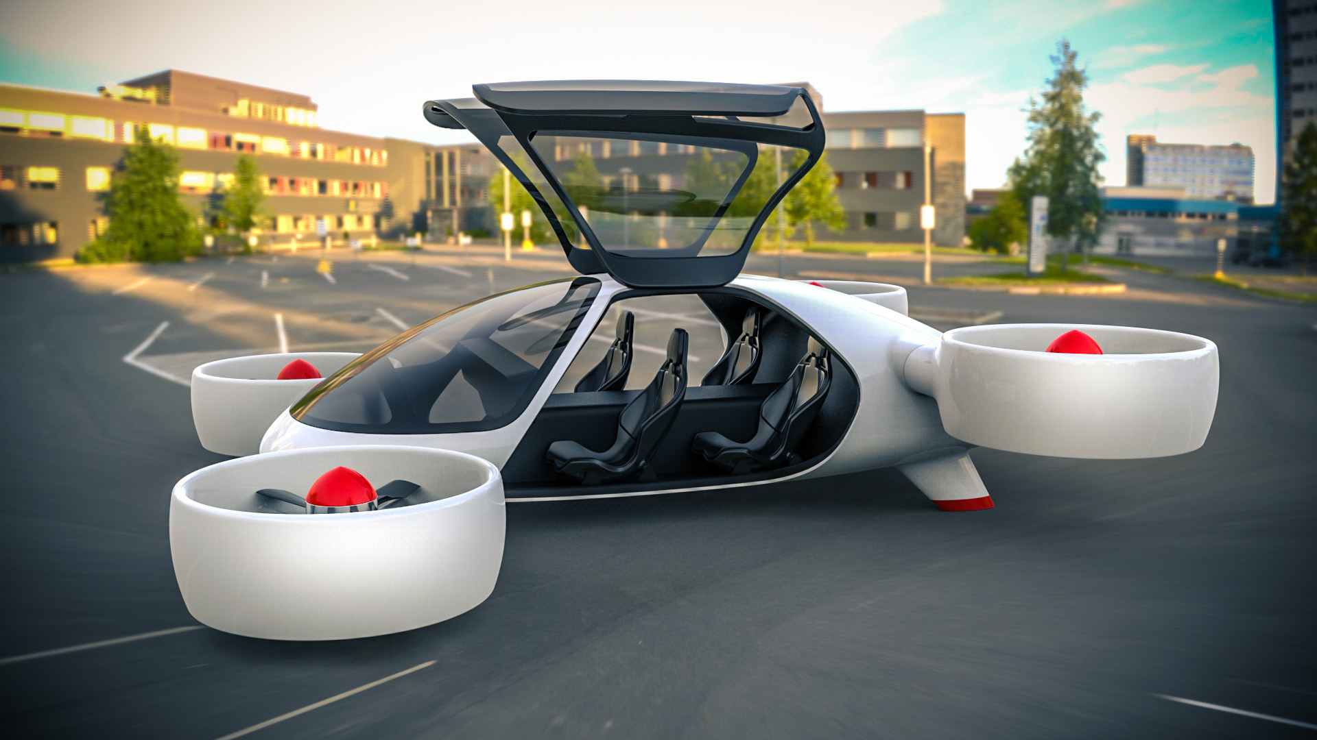flying cars ready to take to moscow s skies. Black Bedroom Furniture Sets. Home Design Ideas